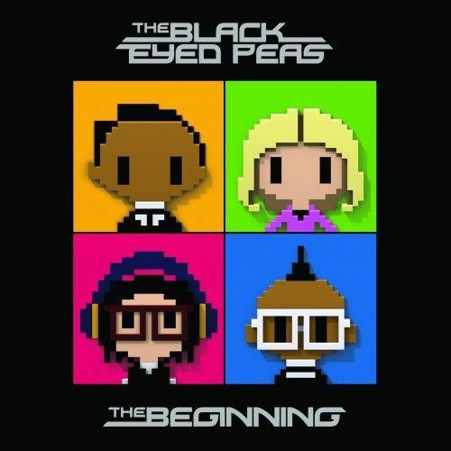 Black Eyed Peas Album Cover The Beginning. lack eyed peas album cover
