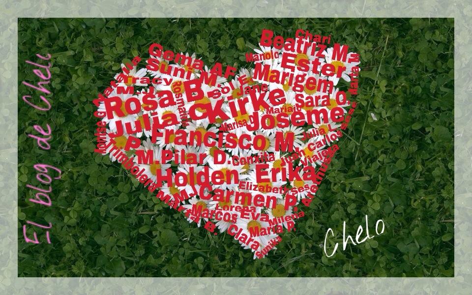 Corazón bloguero de Chelo