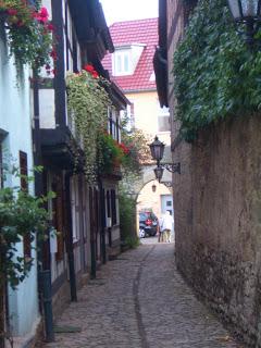 Erfurts schönste Gasse!  (Video)