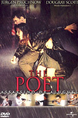 Filme Poster The Poet - Assassino de Aluguel DVDRip XviD & RMVB Dublado