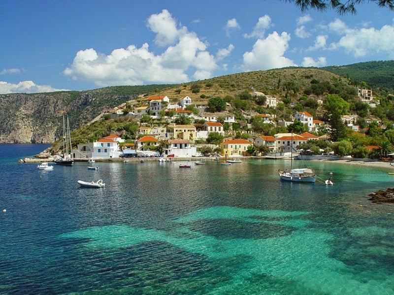 أجمل قرى وبلدات اليونان