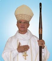 Dom Emanuel- Bispo diocesano