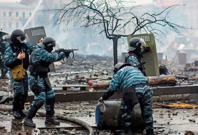 Генпрокуратура заявила, что приказ о расстреле Майдана отдал бывший президент Янукович