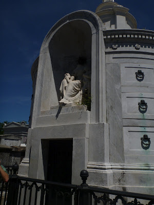 Italian Mutual Benevolent Society Tomb – Saint Louis Cemetery #1, New Orleans