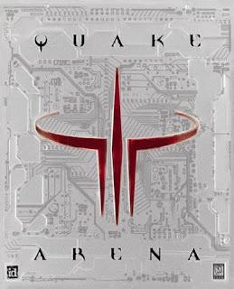 Quake 3 Arena pc game cover