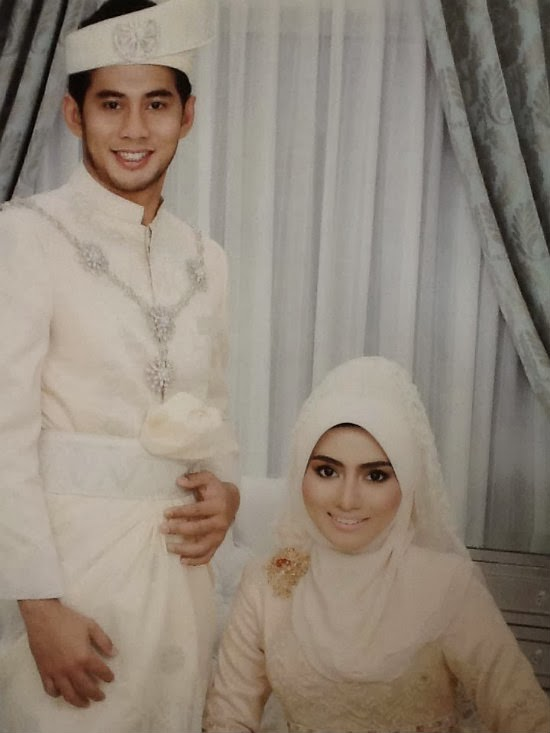 18 Gambar Majlis Pertunangan Fizo Omar