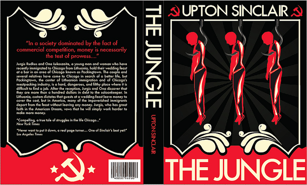 an analysis of the characters in the jungle by upton sinclair The jungle upton sinclair contributors: analysis of major characters 11 with the instant success of the jungle, sinclair took his place in the.
