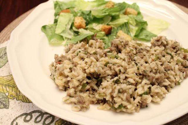 Southern Plate Dirty Rice