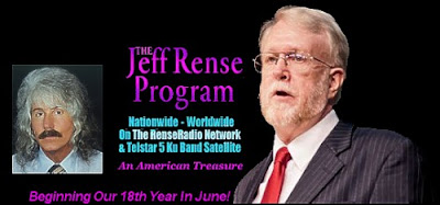 Noted Ufologist & Author, Robert Hastings On The Jeff Rense Show Tonight 7-5-2012 
