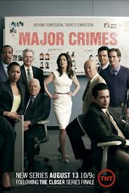 Download - Major Crimes S01E09 - HDTV + RMVB Legendado