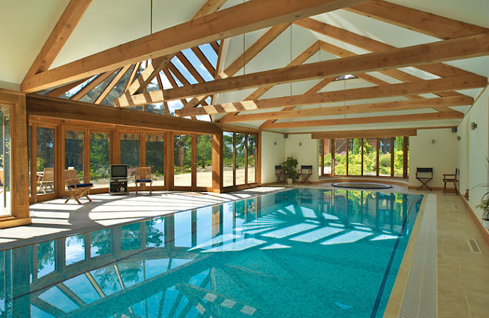 #1 Indoor Swimming Pool Design Ideas