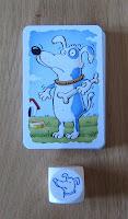 Wollmilchsau - The Dog card & dice