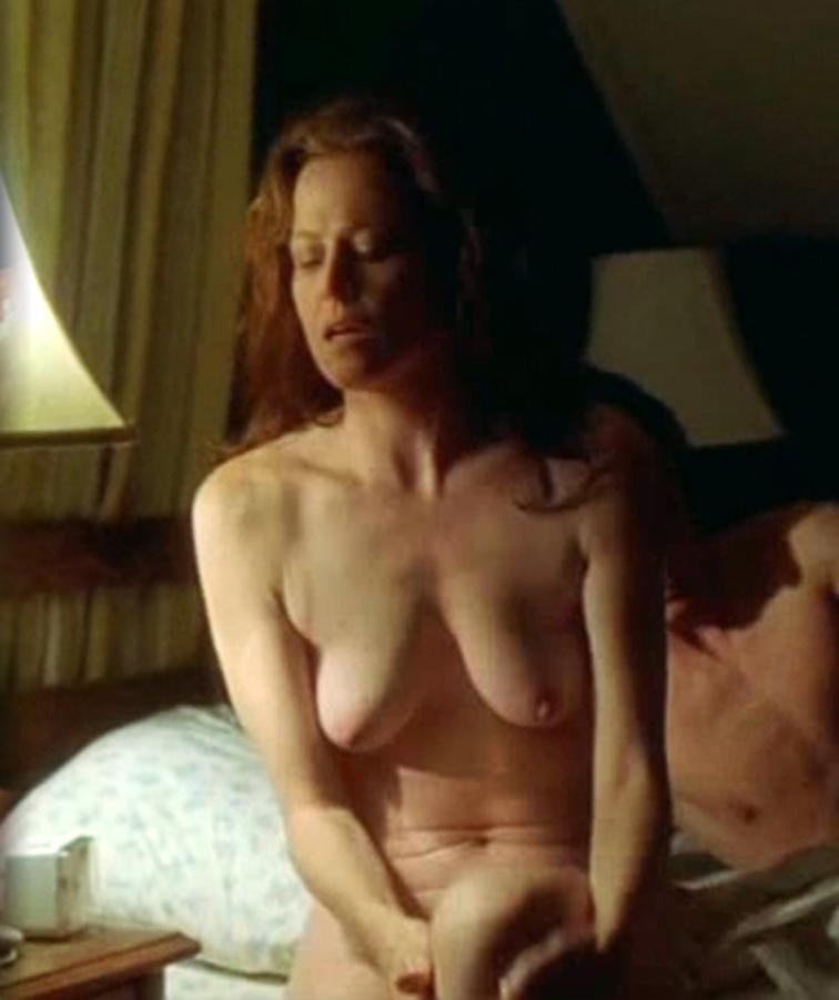 Brooks sigourney weaver big tits