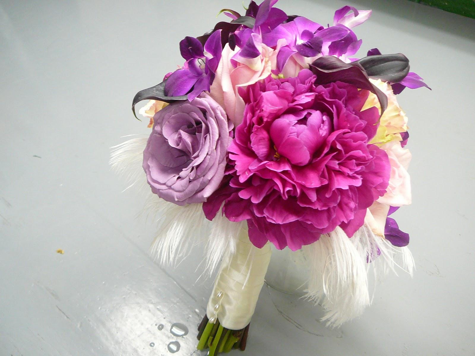 Flower and Event Decor. Ostrich Feather Centerpieces: Best Decor ...