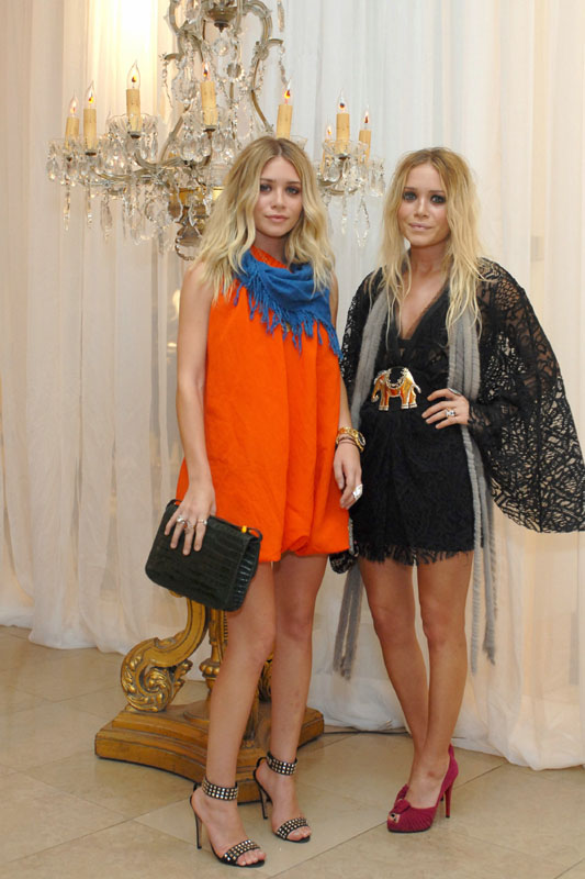 Mary Kate & Ashley Olsen StyleMint E-Shop