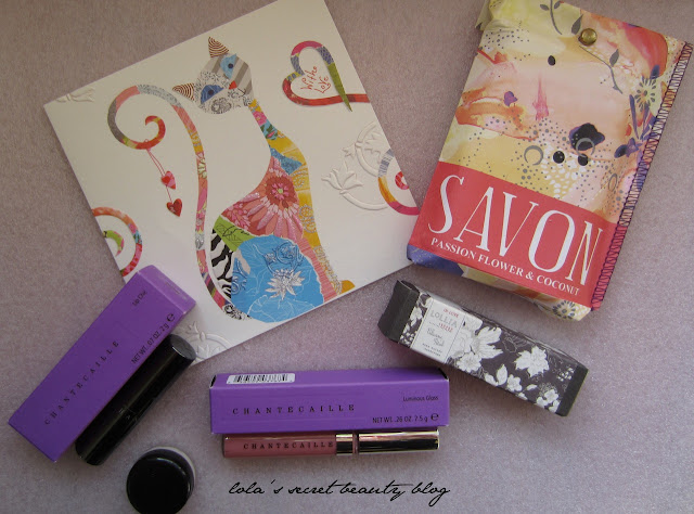lola's secret beauty blog: A Gorgeous Birthday Gift That I Had to Share!