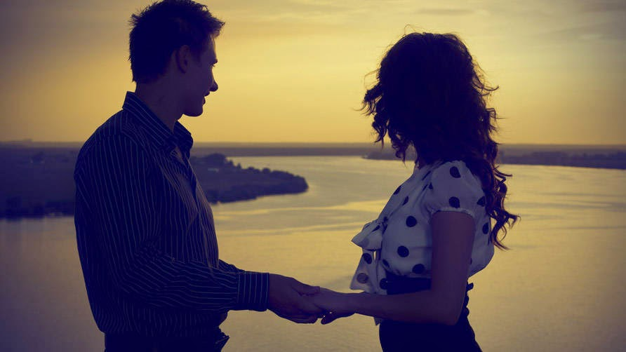 Romantic boyfriend girlfriend holding hands together images for whatsapp profile picture - Couple best images ...