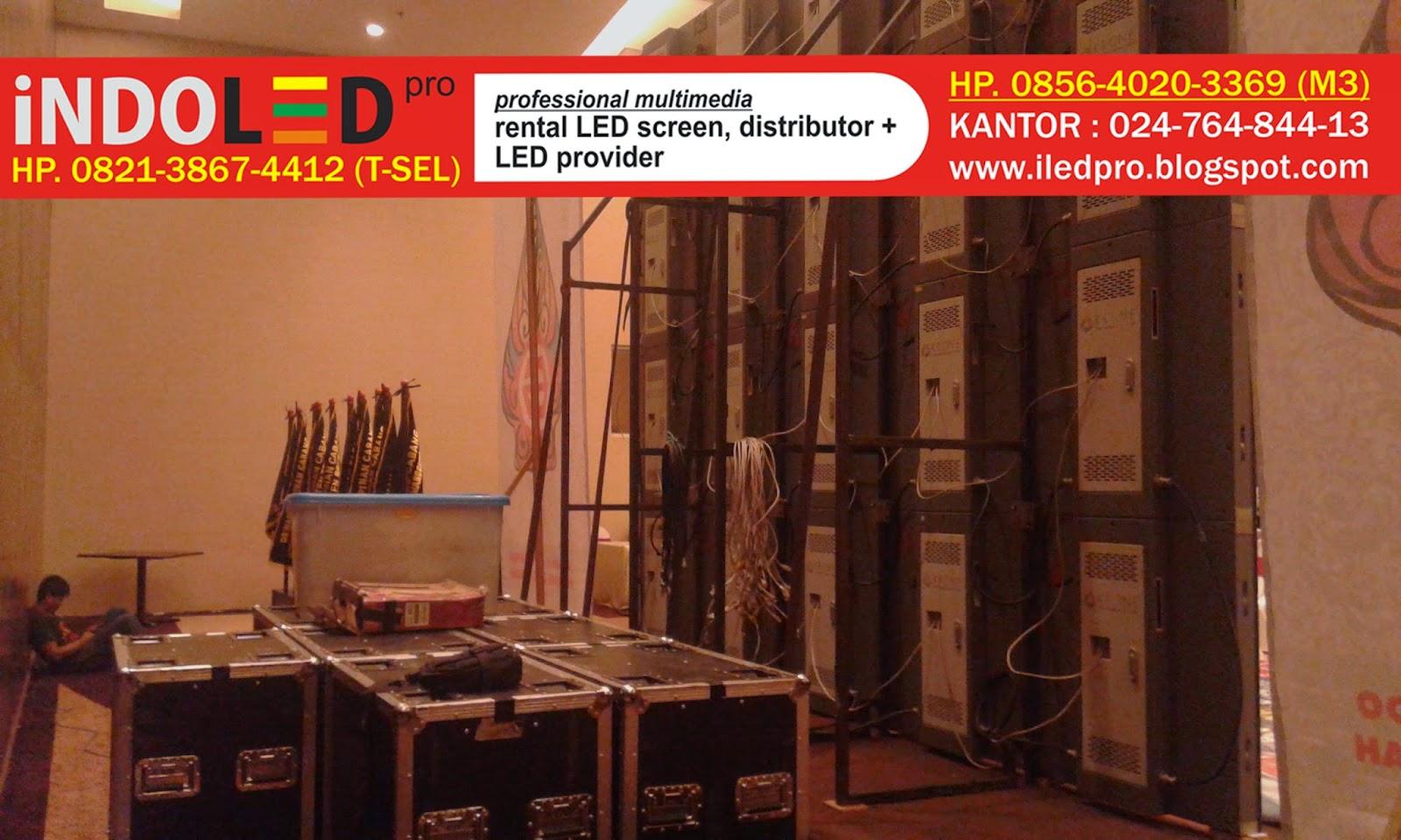 Rental LED Screen Semarang