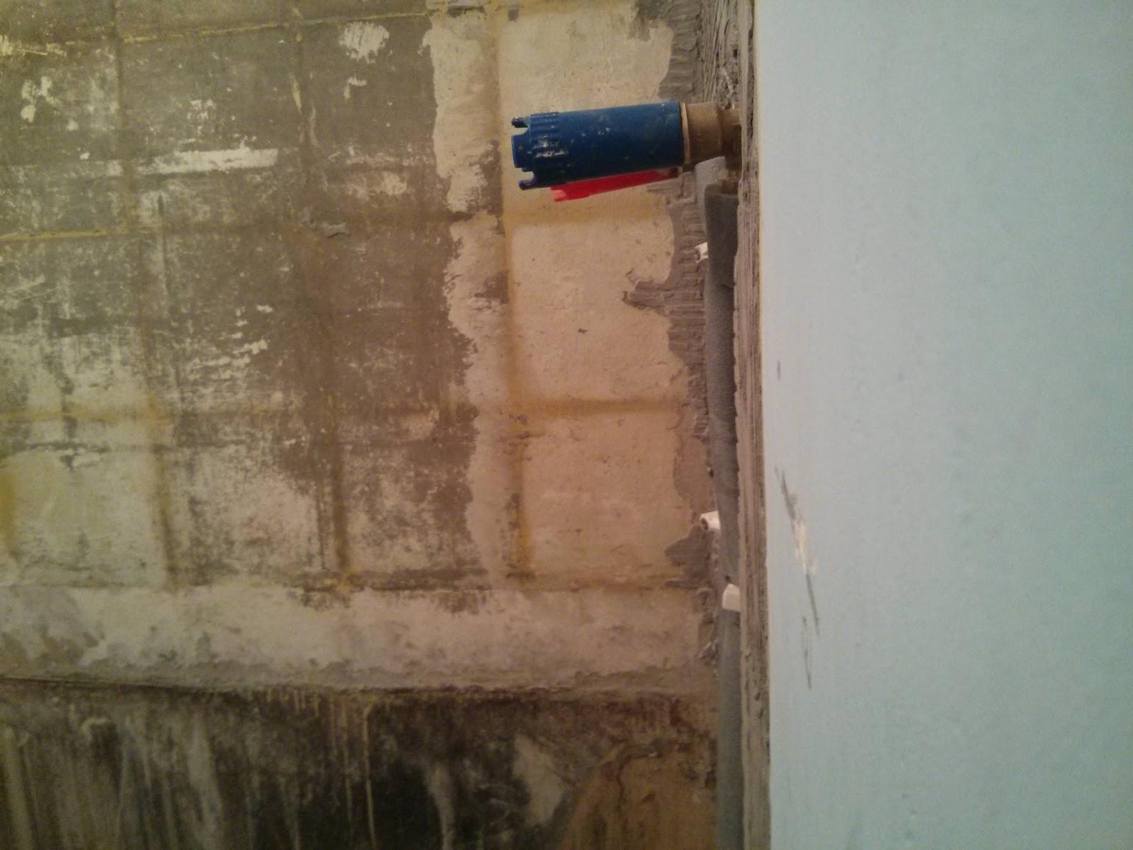 Amatorskie Majsterkowanie Remont łazienki W Bloku