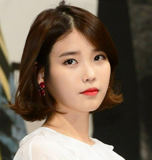 Hairstyle Korean : Lee Ji-Eun IU Hairstyles Inspiraton Korean Hairstyle Trends