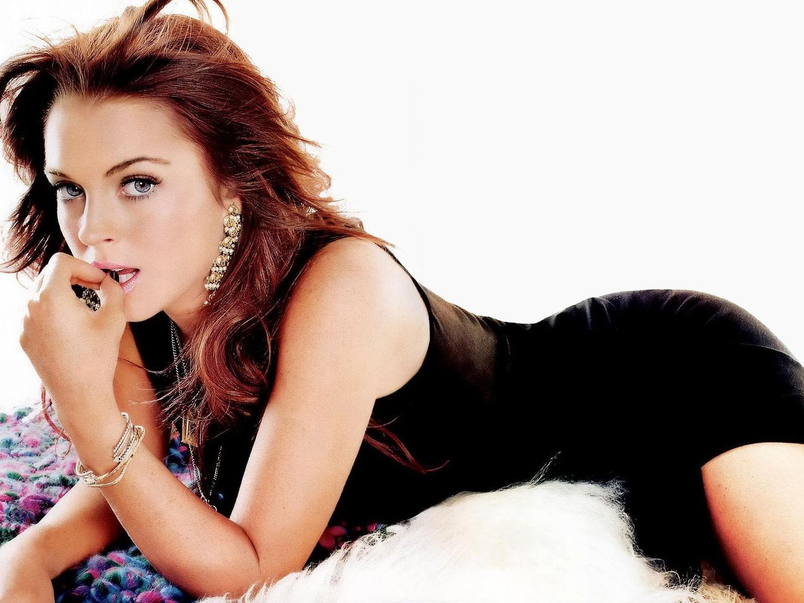 Lindsay Lohan Wallpapers 2012