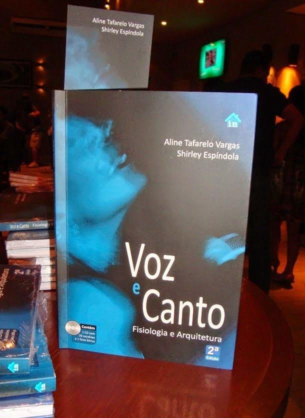 Livro Voz e Canto - Fisiologia e Arquitetura