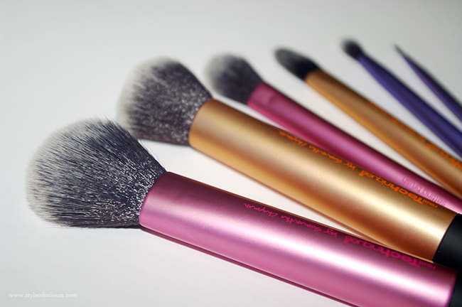 Affordable Real Techniques brushes