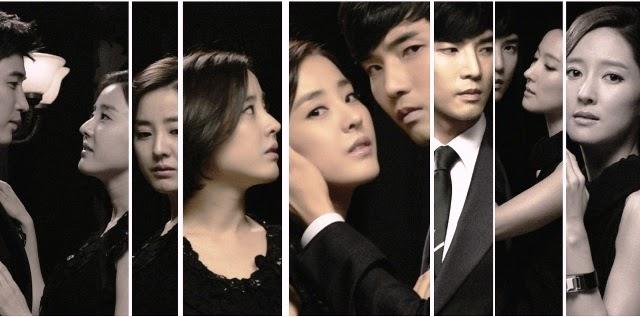 Korean Drama Series, The Women's Room, Park Eun Hye, kang ji sub, kang kyung joon, wang bit na, women issues, family issues, korean drama
