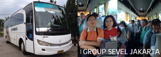 Tour Padang Bukittinggi Lebih Asyik Pakai Bus Pariwisata