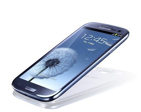 Foto ufficiale del nuovo smartphone quad core Samsung