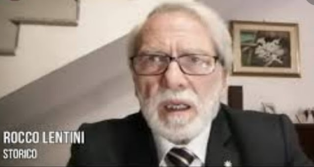 """""""5 Aprile a Girifalco : il professor Rocco Lentini ha tenuto una lezione sulla """"Liberazione della Calabria"""