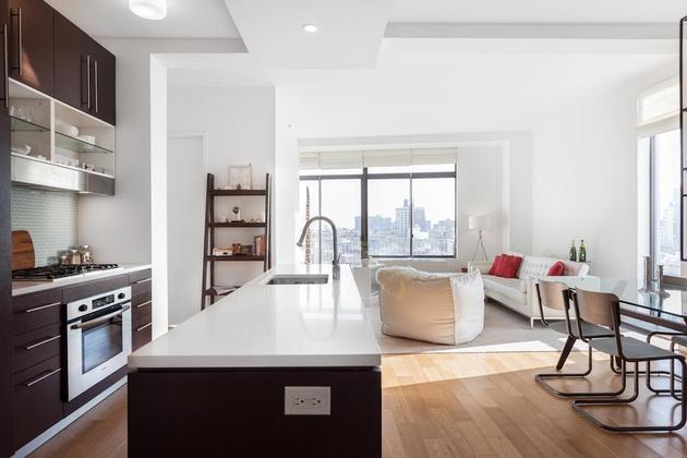 7 cocinas de lujo para las vacaciones for Alquiler piso nueva york