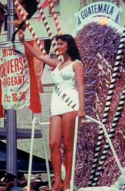 Rogelia Cruz: Miss Guatemala y militante desaparecida por la dictadura