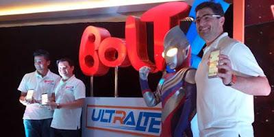 BOLT Memperkenalkan ULTRA LTE Melalui Samsung Galaxy Note 5 dan S6 Edge+