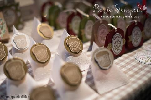 Stampin Up Sour Cream box Herbstgrüße