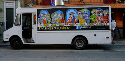 Taceaux Loceaux food truck, New Orleans, Louisiana