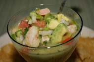 Citrus and Shrimp Ceviche