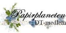 DT - papirplaneten