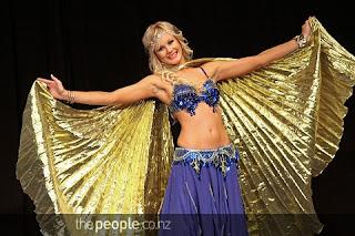 Mianette Broekman,Miss World New Zealand, Miss World