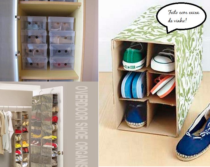 Como organizar um guarda roupa pequeno blog garota de - Como organizar un armario pequeno ...