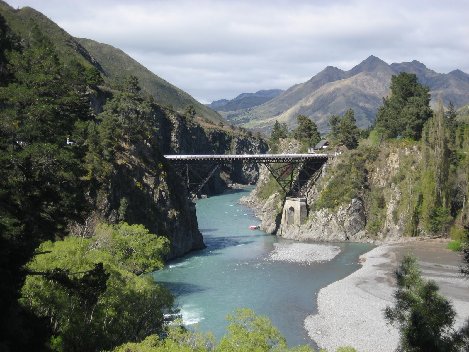 Hanmer Springs New Zealand  city photos : New Zealand Adventures