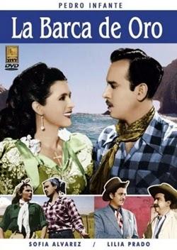 La Barca De Oro en DVD
