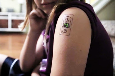 Tech Tattoo