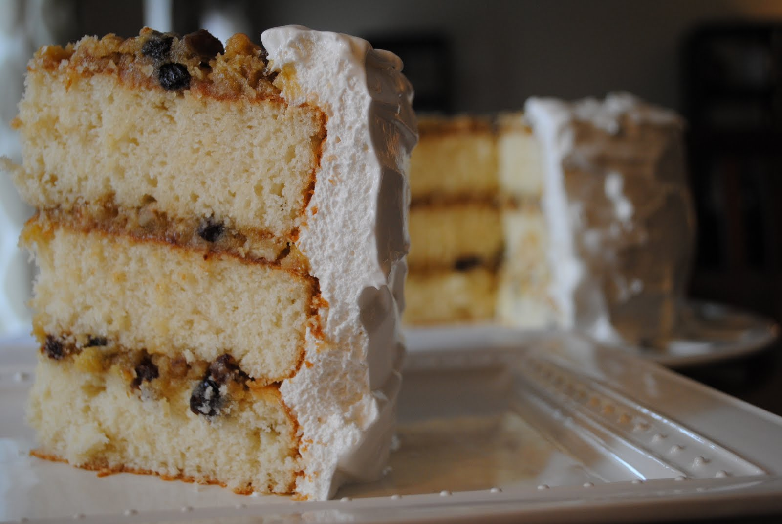 Sweet State of Mine: Alabama - Lane Cake