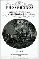 Die Monatszeitschrift Phosphoros aus dem Jahre 1810 mit Beiträgen von Georg Ingelgren