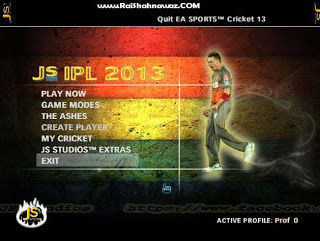 IPL Cricket 2013 screen shots