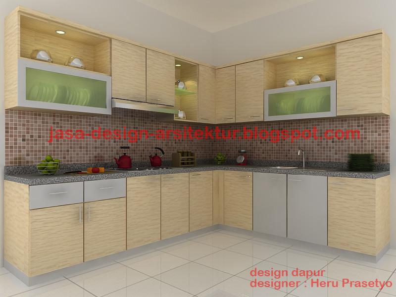 Kontraktor dan desain interior sidoarjo 2012 for Harga kitchen set per meter lari