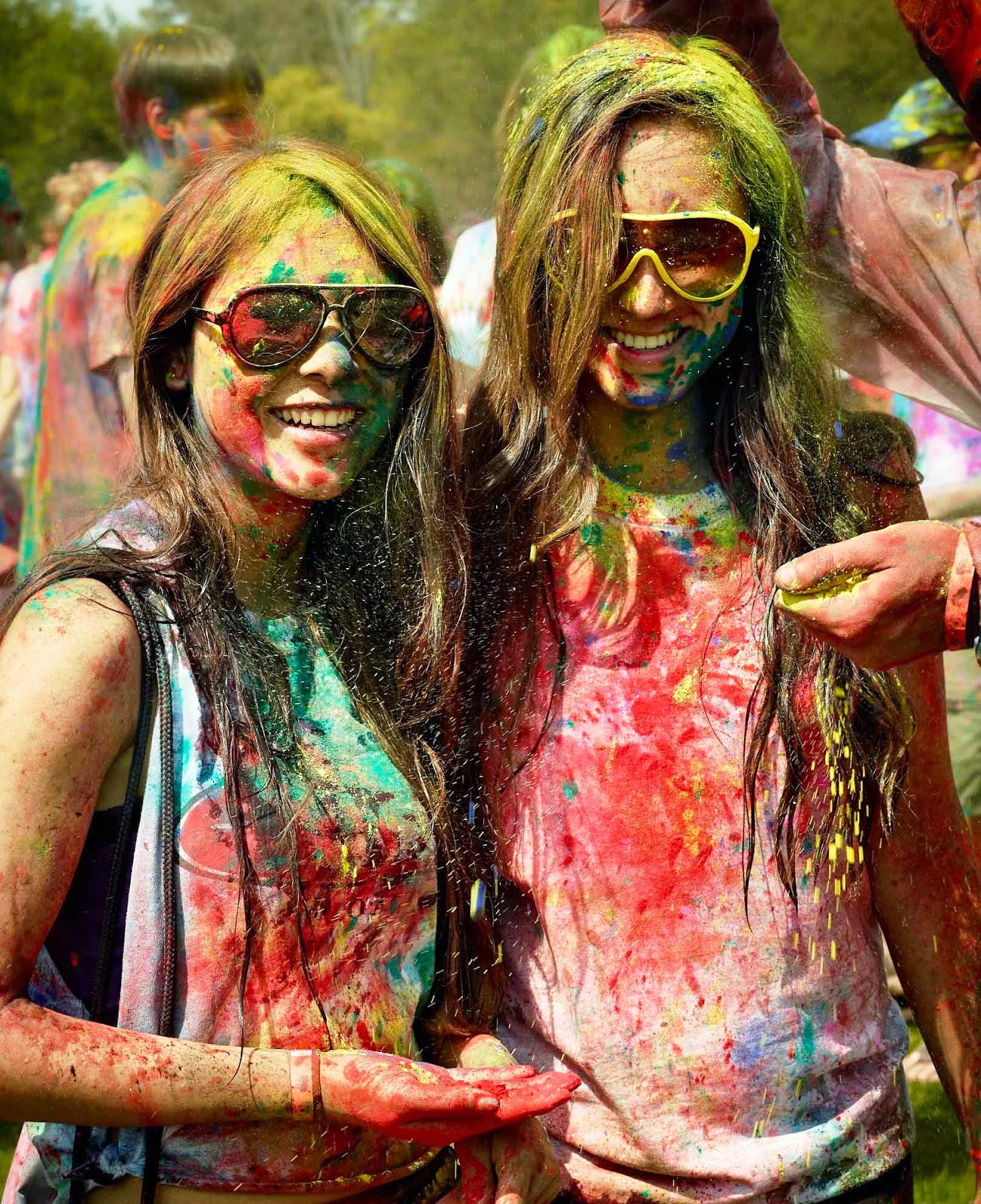 Happy Holi Hot Images 2015