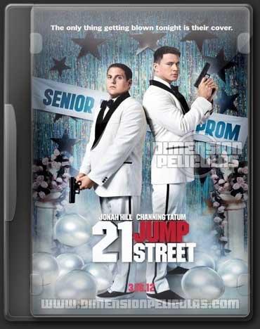 21 Jump Street (BRRip HD Ingles Subtitulado) (2012)