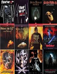 Coleção Sexta Feira 13 Torrent Dublado (1980 a 2009)